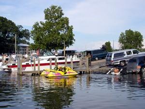 Black River Park Marina - City of South Haven - Michigan