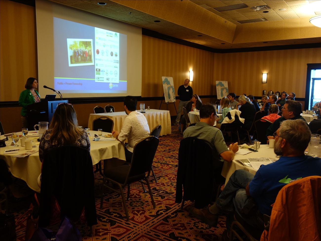 Michigan Water Trail Summit 2016
