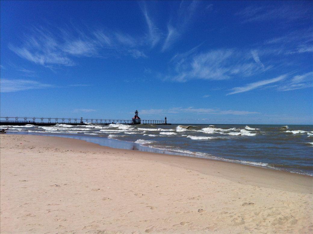 Tiscornia Beach - St Joseph - Michigan Water Trails