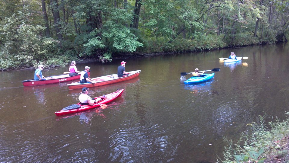 Pine River Canoe Trail - Michigan Water Trails
