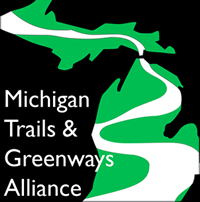 Michigan Trails and Greenways Alliance Logo